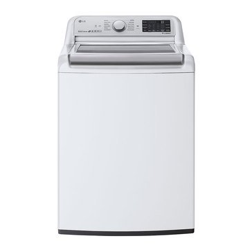 LG 5.4-Cu.Ft. Top Load Washer, White (WT7800CW)
