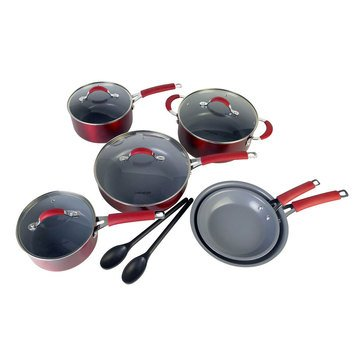 Cooking Light Allure 12-Piece Cookware Set