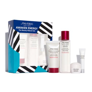 Shiseido Awaken Energy The Beauty Reboot Set