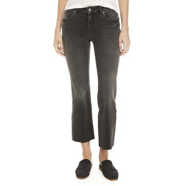 Free People Women's Rita Cropped Flare Jeans