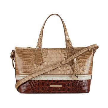 Mini Asher Tote Leroy Honeycomb