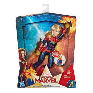 Captain Marvel Photon Power Fx