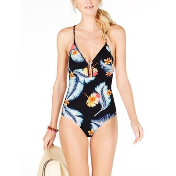Roxy Women's Dreamin' Day Regular 1 Piece Swimsuit