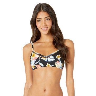 Roxy Women's Dreamin' Day Full Swim Bralette