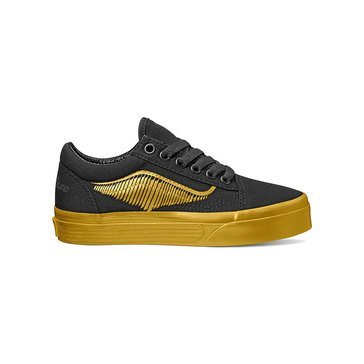 Vans Boys Harry Potter Golden Snitch Sneaker (Youth)