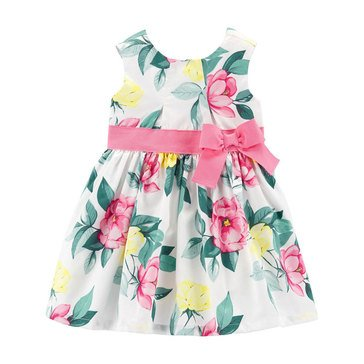 Carter's Baby Girls' Floral Dress