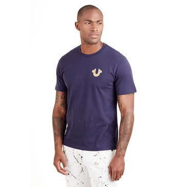 True Religion Men's True Buda Logo Tee