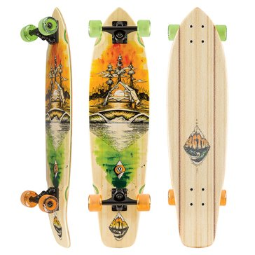Sector 9 Bamboo Series Odyssey Fort Point Board