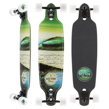 Sector 9 Sidewinder Series Verde Mini Fractal Board