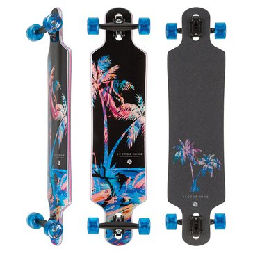 Sector 9 Classix Series Weekend Meridian Blue Board