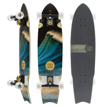 Sector 9 Artist Series Ray Collins Unagi Board
