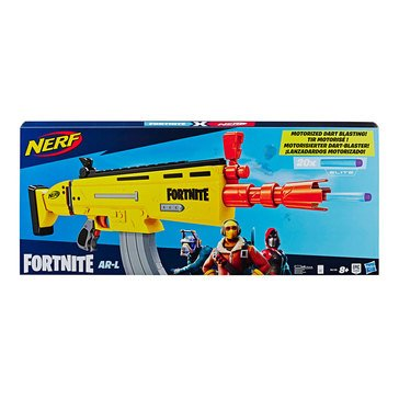 NERF Fortnite AR- L Elite Dart Blaster