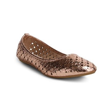 Wanted Women's Andre Woven Perf Casual Flat
