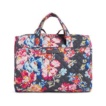 Vera Bradley Hanging Travel Organizer Iconic Pretty Posies