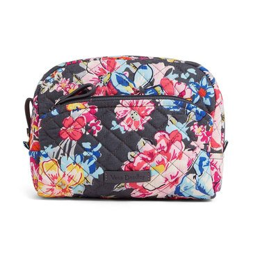 Vera Bradley Medium Cosmetic Iconic Pretty Posies