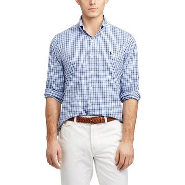 Polo Ralph Lauren Men's Performance Twill Sport Shirt