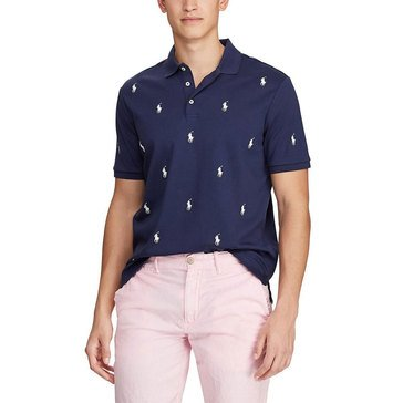 Polo Ralph Lauren Men's Soft Touch Printed Polo