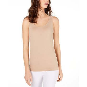 I.N.C. International Concepts Women's Solid Seamless Tank