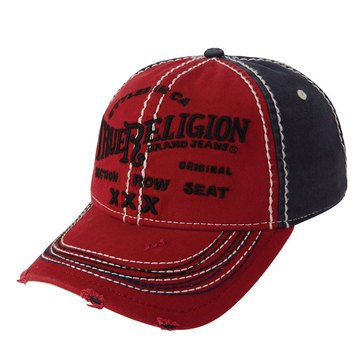 True Religion Men's Triple X Baseball Hat