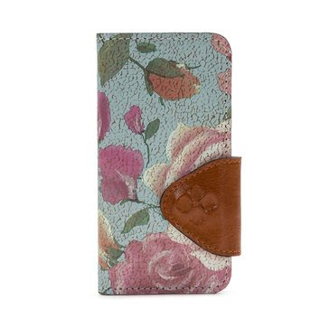 Patricia Nash Alessandria IPhone Case Crackled Rose Garden