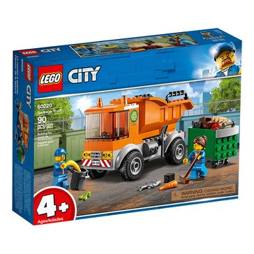 LEGO City Garbage Truck (60220)