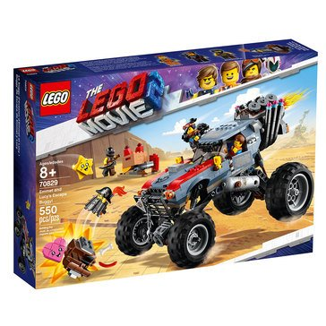 LEGO Emmet and Lucy's Escape Buggy