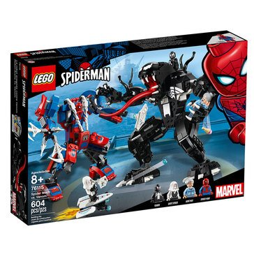 LEGO Spiderman Mech vs. Venom (76115)
