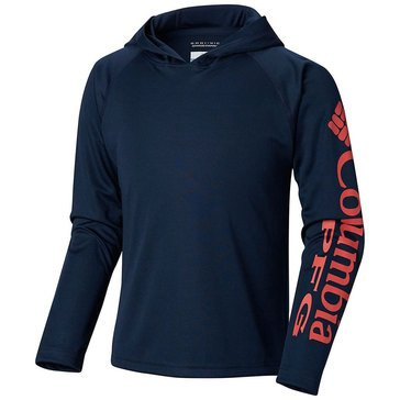 Columbia Big Boy's PFG Terminal Tackle Hoodie