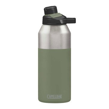 CamelBak 40 Oz Chute Mag Vacuum Insulated Water Bottle, Olive