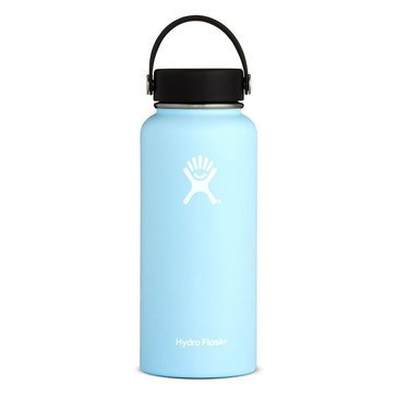 Hydro Flask 32 Oz Wide Mouth Bottle with Flex Lid - Frost
