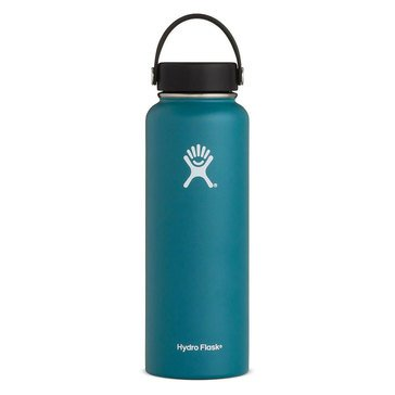 Hydro Flask 40 Oz Wide Mouth Bottle with Flex Lid - Jade