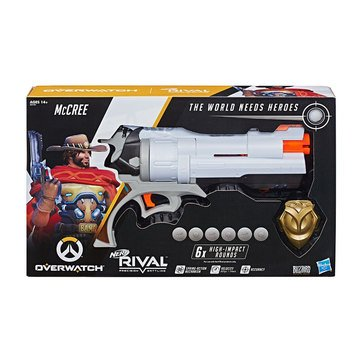 Nerf Overwatch McCree Rival Blaster