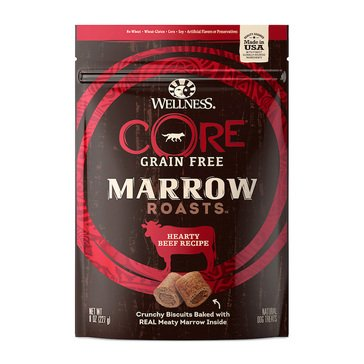 Wellness CORE 8 oz. Marrow Roasts Beef Dog Treats