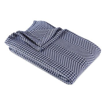 Harbor Home Cotton Blanket