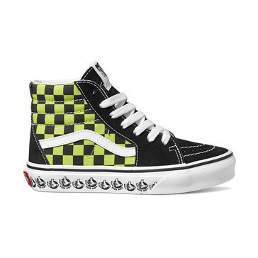 Vans Boys Sk8-Hi Zip BMX Hi Top Skate Shoe (Little Kid)