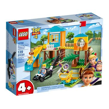 LEGO Disney Pixar Toy Story 4 Buzz & Bo Peep's Playground Adventure (10768)