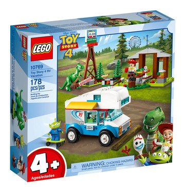LEGO Toy Story 4 RV Vacation