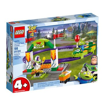 LEGO Toy Story 4 Carnival Thrill Coaster