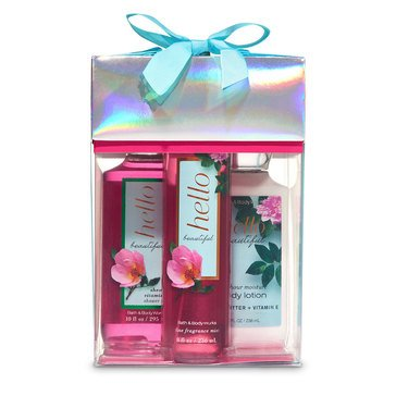 Bath & Body Works Hello Beautiful Boxed Set