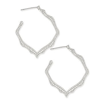 Kendra Scott Miku Hoop Earrings