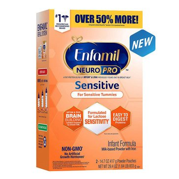 Enfamil NeuroPro Sensitive, Powder