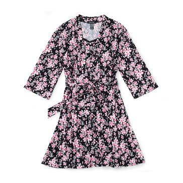 Rene Rofe Women's Floral Robe and Chemise Set