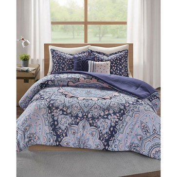 Intelligent Design Odette 4-Piece Comforter Set