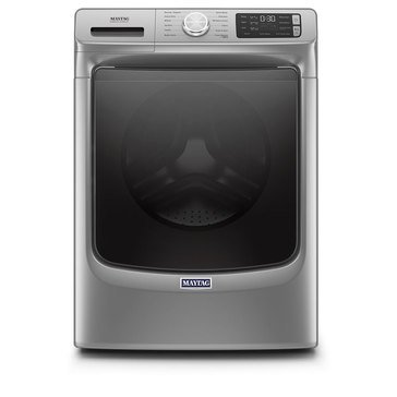Maytag 4.8-Cu.Ft. Front Load Washer, Metallic Slate (MHW6630HC)