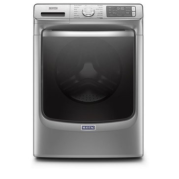 Maytag 5.0-Cu.Ft. Smart Front Load Washer, Metallic Slate (MHW8630HC)