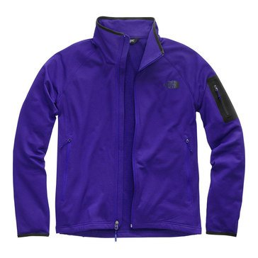 The North Face Men's Borod Grided Fleece Full Zip