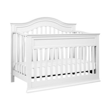 DaVinci Brook 4-in-1 Convertible Crib with Toddler Bed Conversion Kit