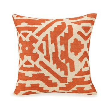 Jessica Simpson Caicos Tribal Decorative Pillow