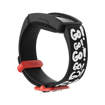 Fitbit Ace 2 Print Accessory Band Go, One Size
