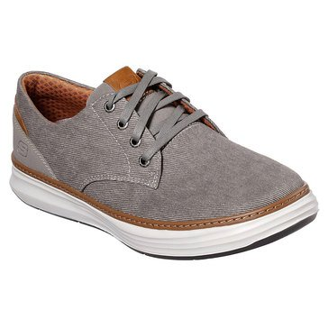 Skechers Men's USA Moreno Ederson Canvas Sneaker